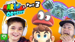 Mario Odyssey 3 with Sandwiches from HobbyMom