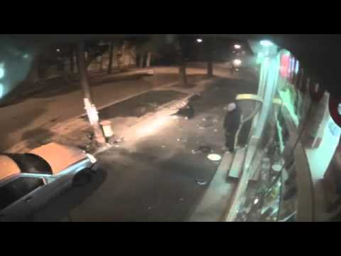 fatal car crash , and crazey driver attack Injured passengers , Авария