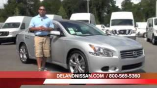 """2011 Nissan Maxima Premium with 20""""SPORT WHEELS MUST SEE!!  C856133 .m4v"""