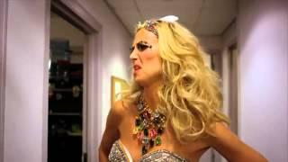 Heidi Klum vs  Mel B Glam Off   America's Got Talent 2014