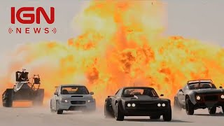 Fast and Furious 9 Filming Halted Due to Accident - IGN News