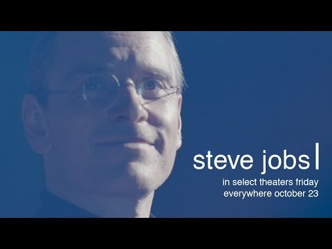 Steve Jobs - In Select Theaters Friday, Everywhere October 23 (TV Spot 43) (HD)