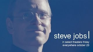 Steve Jobs - In Select Theaters Friday, Everywhere October 23 (TV Spot 43) (HD) - Продолжительность: 31 секунда