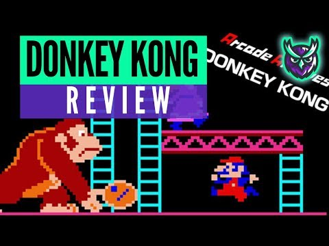 Donkey Kong (Arcade) Nintendo Switch Review