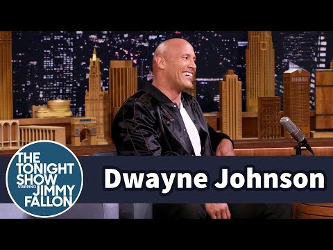 Cover Lagu Dwayne Johnson Addresses Rumors He May Run for President