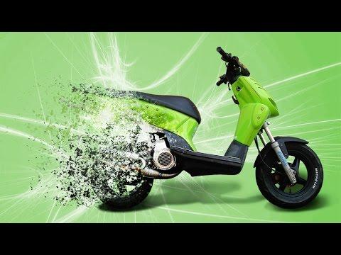 Mbk Stunt Ninja 50 cc Tuning