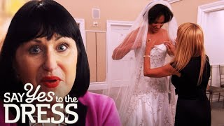 The Most Dramatic Family Feuds! | Say Yes To The Dress