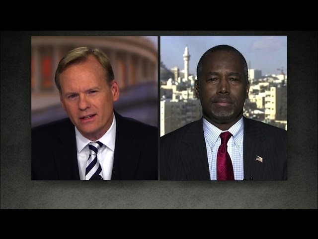 "Ben Carson: Obama administration ""micromanaged"" military advisers"