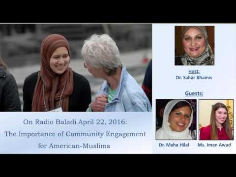 The Importance of Community Engagement for American-Muslims