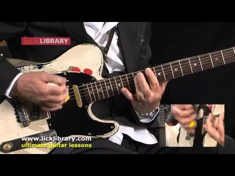Rick Parfitt - Rockin All Over The World Chord - Session 6