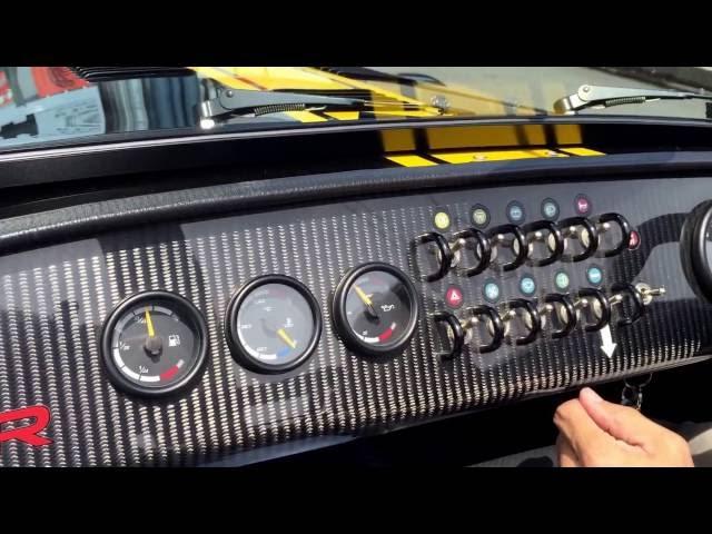 ケータハム スーパーセブン 620R初めての試乗 まさにモンスターマシーン - YouTube