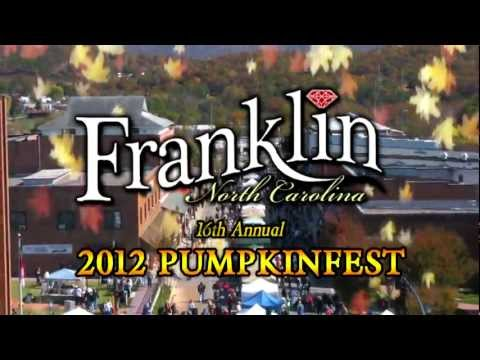 PumpkinFest Franklin North Carolina - Tourism Spot #7