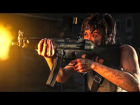 The Walking Dead Game - Official Final Trailer (2018) Zombie Game