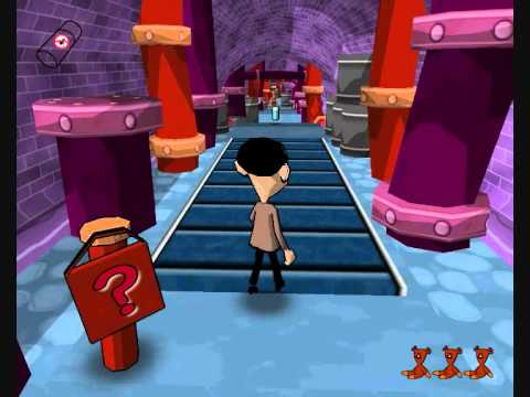 Mr Bean Ps2, Wii, Pc, Ds video