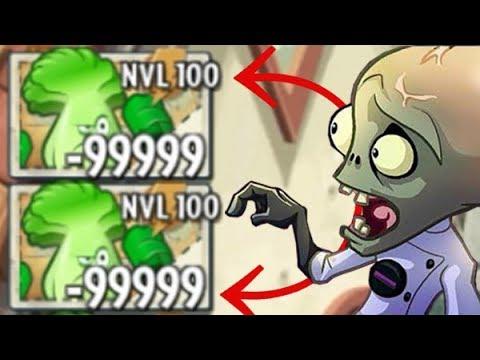 Plants Vs Zombies 2 Super Bonk Choy Nivel 100
