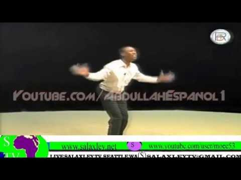 Somali Comedy Part 3 - Salaxley Tv