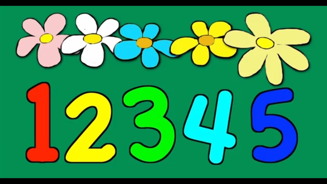 Counting 1 - 15