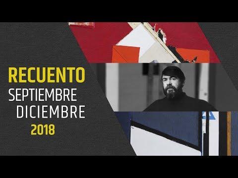 Video Recuento Septiembre - Diciembre 2018 | LHCM