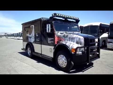 Used Limo For Sale - International 4700 Armored Limo For Sale S51521