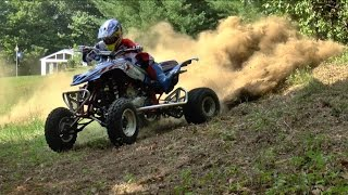 TRX250R Part 8 Raw Clips (No music)