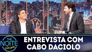 Entrevista com Cabo Daciolo | The noite (29/10/18)
