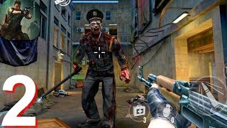 MAD ZOMBIES : Offline Zombie Games Walkthrough Part 2 / Android Gameplay HD