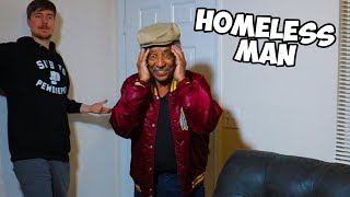 I Gave A Homeless Man A Home