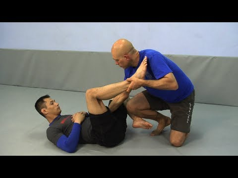 The Easiest Sweep from Butterfly Guard
