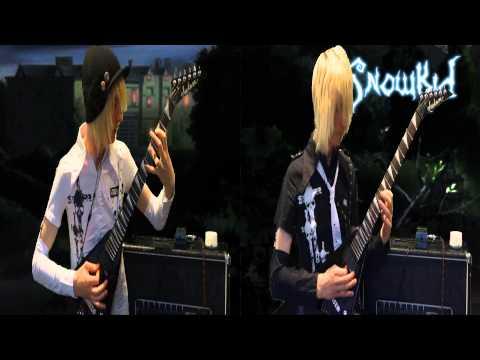 Kuroshitsuji/Black Butler - Monochrome No Kiss - Guitar Cover