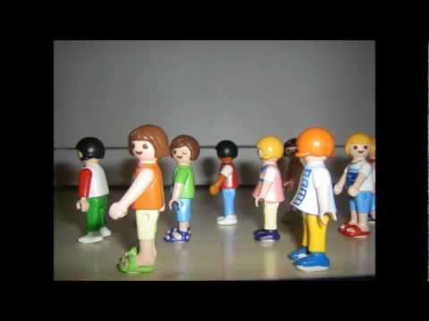 Playmobil Petit Film Danse de