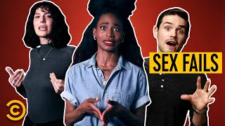 Comedians' Stories of Sex in all the Wrong Places