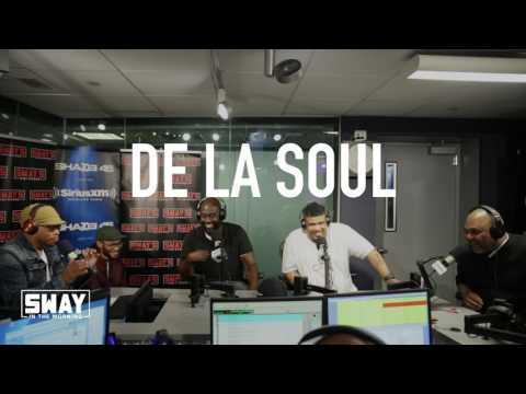 De La Soul on NWA Inspiration, Breaking Boundaries with Bob Dylan & New Generation of Artists