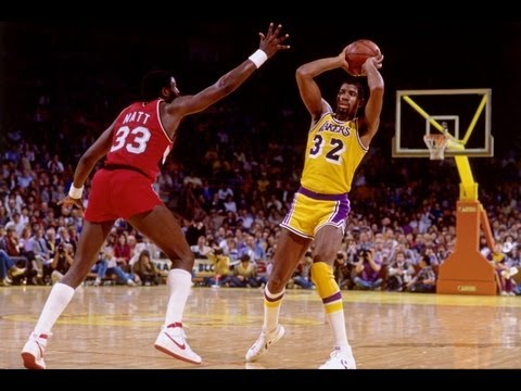 Magic Johnson's Top 10 Assists