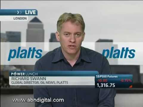 Oil Price Volatility with Platts' Richard Swann