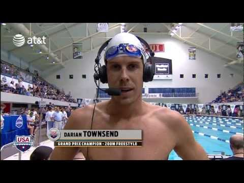 Men&#039;s 200m Freestyle A Final - 2012 Indianapolis Grand Prix