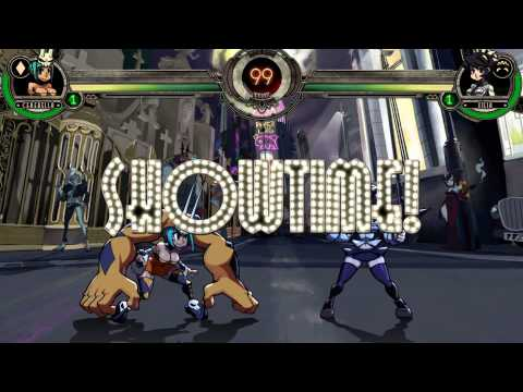 Nightman game reviews - Skullgirls