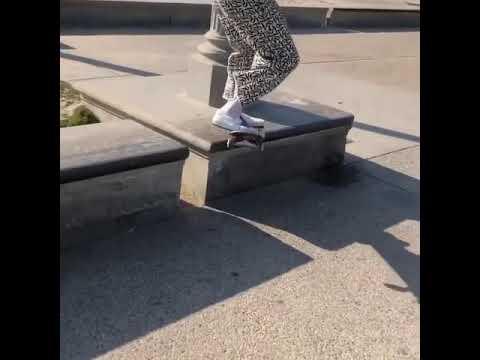 K-hop 🎭 @danevaughn | Shralpin Skateboarding