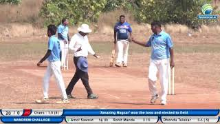 3 RD MATCH PERNEM PREMIER LEAGUE 2018 | PERNEM | GOA day 2