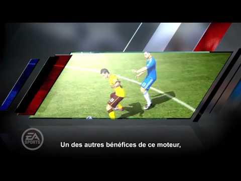 FIFA 12 - Interview de Producteur: Le Moteur de Collision de joueur