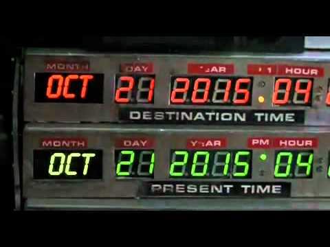 Marty McFly llegó al 2015: Fans organizan festejos en todo el mundo