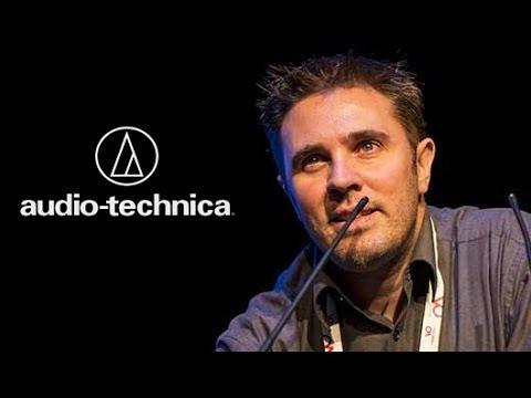 Презентация микрофонов Audio-technika от компании JazzClub на XII конференции Техника TV