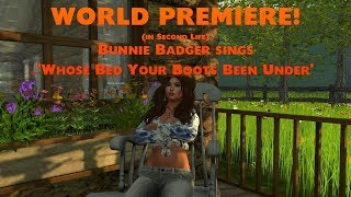 Whose Bed Have Your Boots Been Under Second Life
