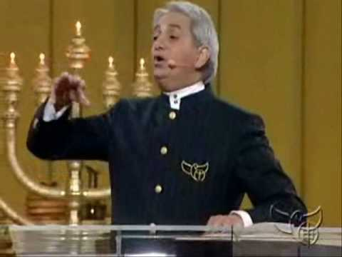 Benny Hinn - The Glory of God's Presence (1)