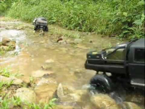4 x4 RC IN THAILAND
