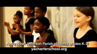 Young Audiences Charter School TV Ad
