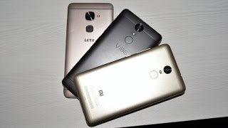 {Hindi}Lenovo K5 Note VS LeEco Le 2 VS Xiaomi Redmi Note 3: Full In-Depth Comparison:King INR 12,000