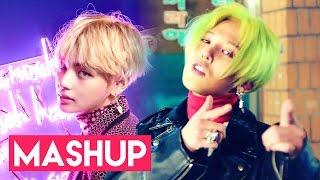 BIGBANG x BTS - FXXK IT x BLOOD SWEAT & TEARS (mashup)