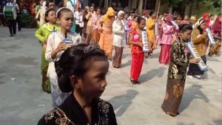 SDN Rengas - Marching Band (Hari Kartini)