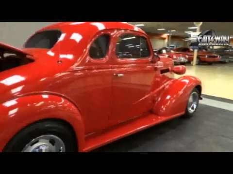 1937 Chevrolet Master Deluxe Coupe street rod for sale at Gateway Clas