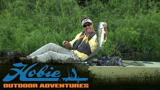 Hobie Outdoor Adventures - Episode 03 - Austin, Texas Bass Fishing & Hobie Pro Angler - [ HD ]